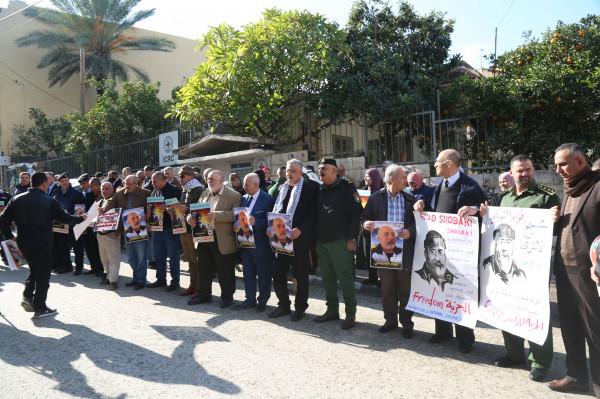محافظ طولكرم يوجه دعوة للمجتمع الدولي والمؤسسات الحقوقية للإفراج عن الأسير الشوبكي