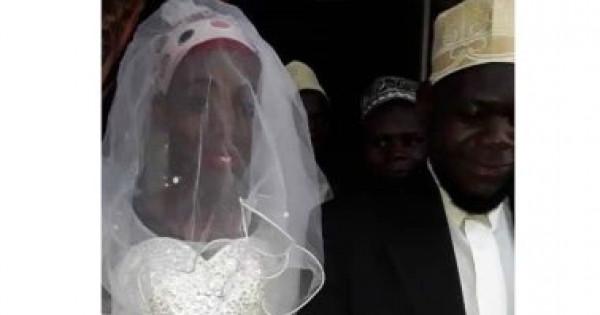 إمام مسجد يكتشف أن زوجته رجل بعد أسبوعين من الزواج