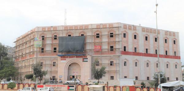 أبو الريش: المستشفى الاندونيسي رسالة محبة تتعاظم بدعم مقدر من أندونيسيا