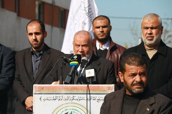 بذكرى استشهاد سعيد صيام.. بحر: فلسطين خسرت أحد أبرز أبطالها وقادتها السياسيين