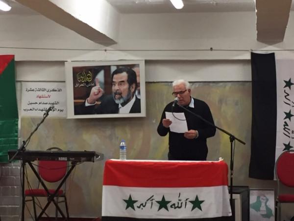 برلين تحيي الذكرى 13 على استشهاد القائد صدام حسين