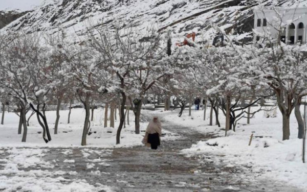 الثلوج تقتل 75 باكستانياً