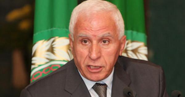 الأحمد: يجب الضغط على إسرائيل للموافقة على إجراء الانتخابات في القدس
