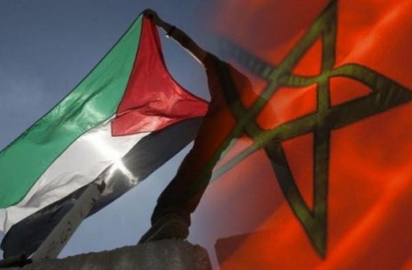 يوسف احمد يلتقي رؤساء اللجنة البرلمانية لدعم فلسطين بمجلسي النواب والمستشارين المغربي