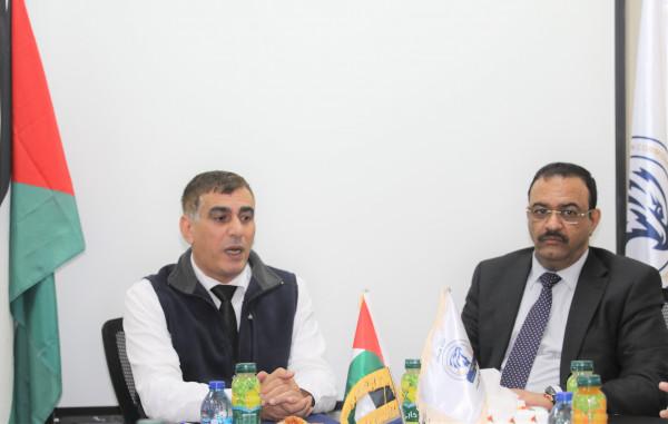 هيئة مكافحة الفساد ووكالة معا الإخبارية توقعان مذكرة تعاون لتعزيز العمل المشترك