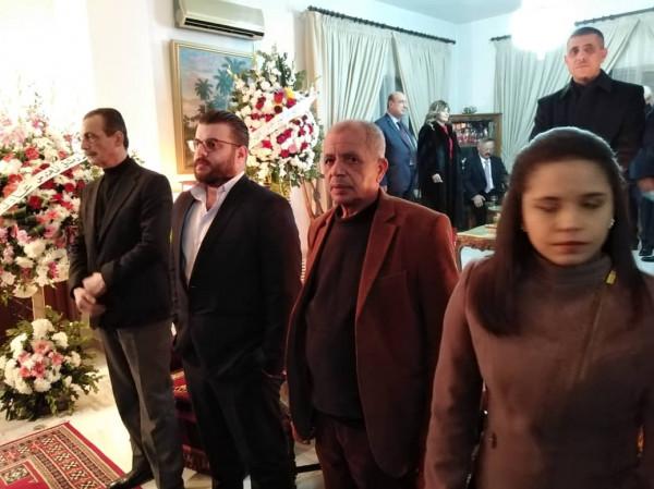 """قيادي بـ""""النضال الشعبي"""" يهنئ سفير كوبا بذكرى انتصار الثورة"""