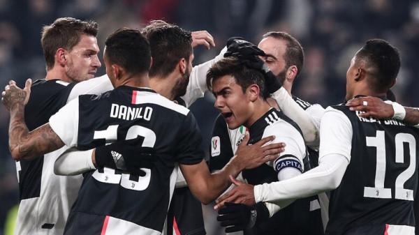 ديبالا يعوض غياب رونالدو ويصنع الفارق في كأس إيطاليا