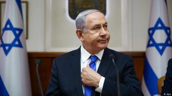 نتنياهو: بأموال المصريين سنطور مؤسسات إسرائيل