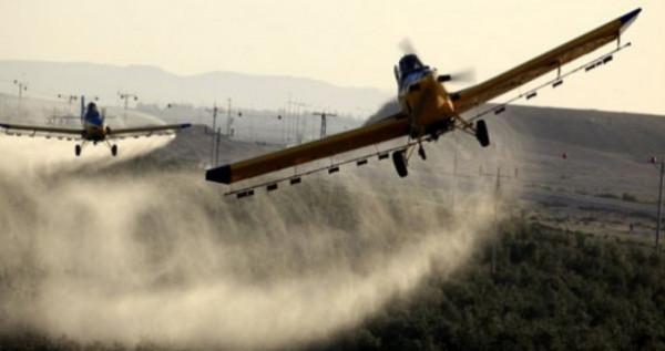 لماذا يرش الاحتلال المبيدات الكيميائية على المحاصيل الزراعية بغزة ثم يستوردها؟