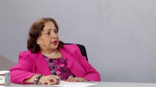 الكيلة تتحدث عن الأجهزة الطبية التي تبرع بها الرئيس عباس لوزارة الصحة