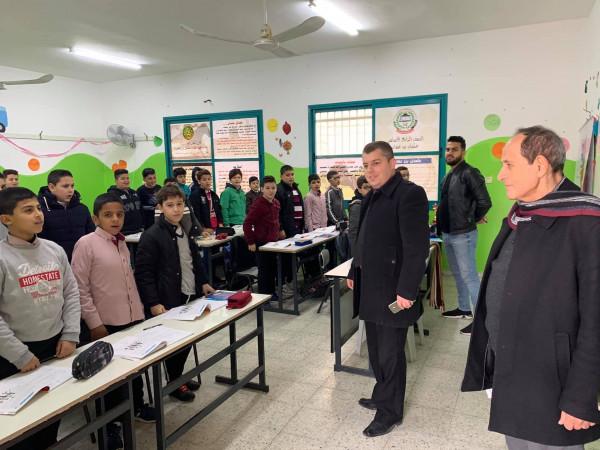 مدرسة الاسراء النموذجية بانتظار صالة رياضية وصفوف دوارة وأكاديمية للقرآن الكريم