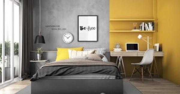 خمسة ألوان طلاء تجعلك سعيداً في بيتك وناجحاً في عملك