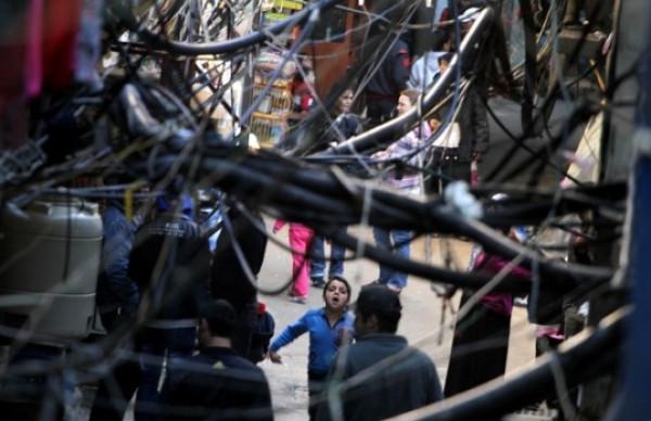 الكهرباء تقتل 86 ضحية في مخيم برج البراجنة