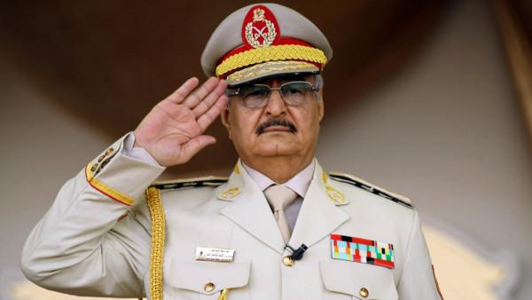 حفتر يصل إلى ألمانيا لحضور مؤتمر برلين حول ليبيا