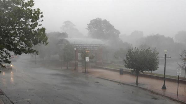 جراء أمطار غزيرة.. مصرع خمسة أشخاص جنوب شرق البرازيل