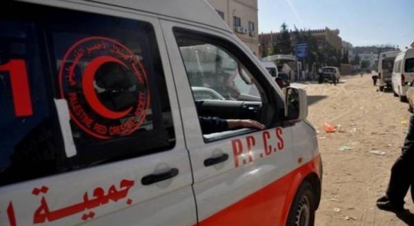 وفاة سيدة وإصابة طفلتها في حادث سير غرب مدينة غزة