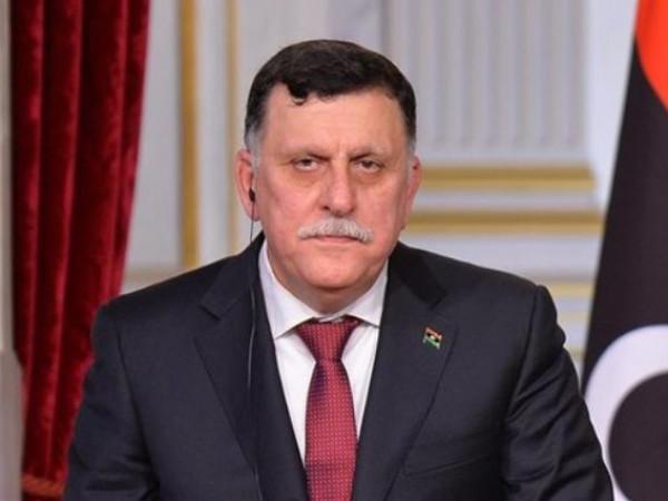 السراج يدعو لنشر قوة عسكرية دولية في ليبيا