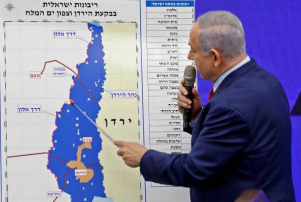 محللون: الفصائل تتسلح ببيانات الشجب والإدانة أمام ضم نتنياهو للضفة والأغوار