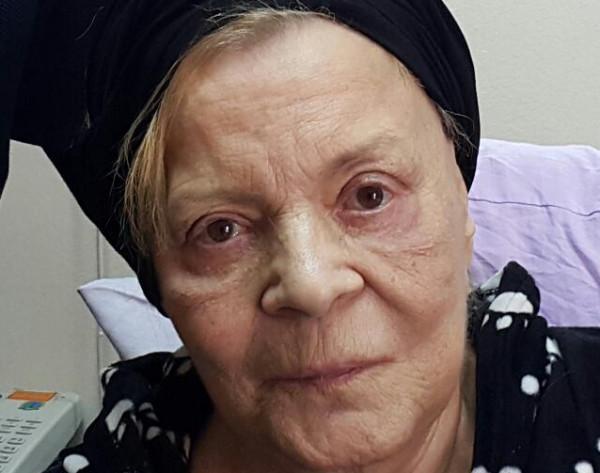 آخر تطورات الحالة الصحية للفنانة نادية لطفي 9999021638