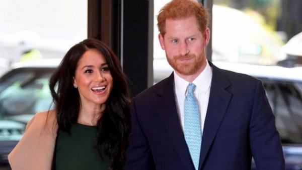 رسمياً.. تجريد الأمير هاري وزوجته ميغان من ألقابهما الملكية