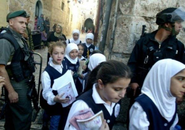 تفكجي: الاحتلال يُسيطر على 80% من التعليم داخل حدود القدس