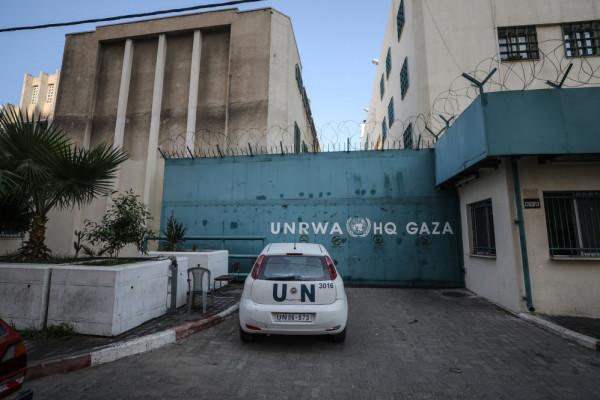 اجتماع اليوم لبدء التحرك شعبياً ورسمياً للحفاظ على (أونروا) في القدس