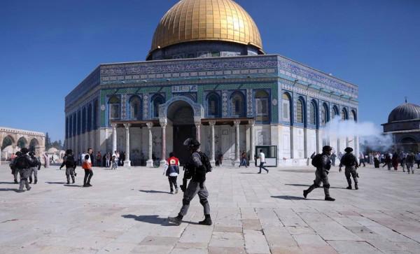 سلهب: الرباط في باحات الأقصى واجب للتصدي لانتهاكات الاحتلال الهمجية