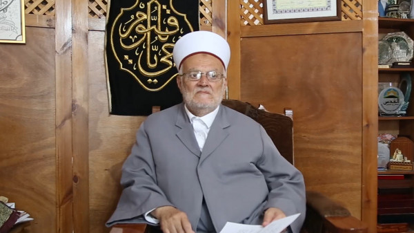 سلطات الاحتلال تتخذ قراراً بحق خطيب المسجد الأقصى عكرمة صبري