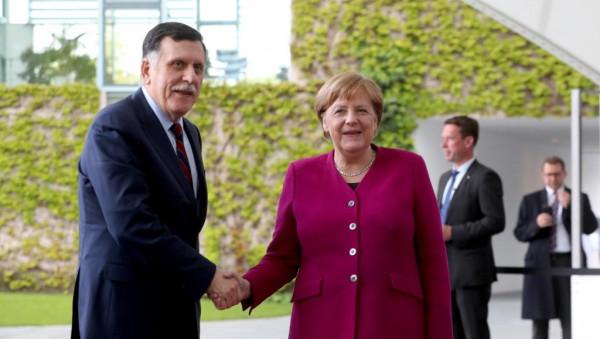 انطلاق أعمال مؤتمر برلين بخصوص ليبيا