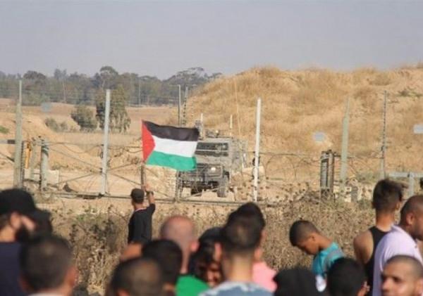 استشهاد شاب متأثراً بإصابته برصاص الاحتلال شرقي قطاع غزة
