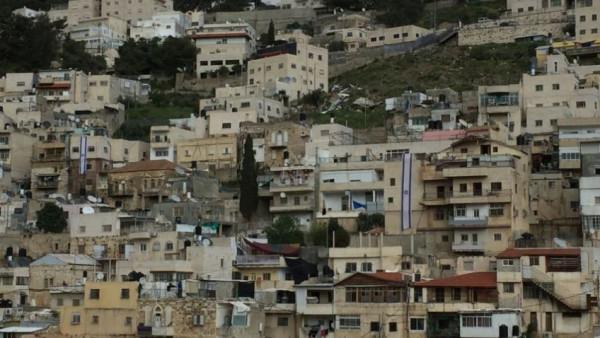 قرار بإخلاء بناية عائلة الرجبي بحي بطن الهوى بسلوان لصالح جمعية استيطانية