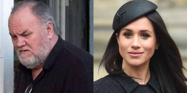 """والد ميغان ماركل: ابنتي حولت العائلة الملكية إلى """"سوبرماركت رخيص"""""""