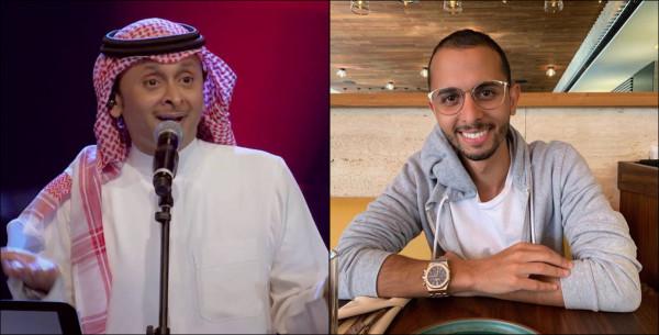نجل عبدالمجيد عبدالله يدخل عالم الغناء ويطرح أولى أغانيه