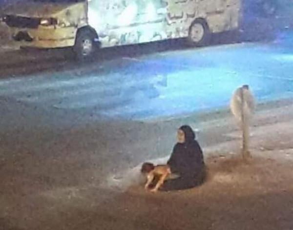 شاهد: الشرطة والتنمية الاجتماعية يُعقبان على قضية دهس رنا النقلة وابنتها