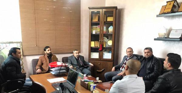 حماس تزور مؤسسات إعلامية بغزة