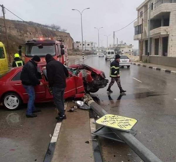 الدفاع المدني: تعاملنا مع 42 حادث إطفاء وإنقاذ خلال 24 ساعة ماضية