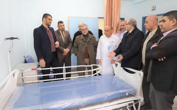 أبو الريش: تحسين بيئة تقديم خدمات الأورام أولوية على خارطة المشاريع الصحية