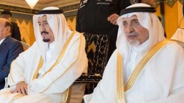 السعودية: وفاة الأمير بندر بن محمد بن عبد الرحمن آل سعود