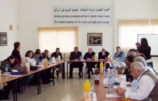 اللجنة القطرية تدين الاعتداء الخطير على رئيس مجلس محلي يافة الناصرة