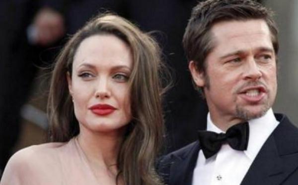 براد بيت يهاجم أنجلينا جولي علناً