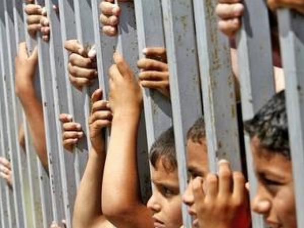 هيئة الأسرى تكشف عن الأوضاع الكارثية للأسرى الأطفال المنقولين لمعتقل (الدامون)