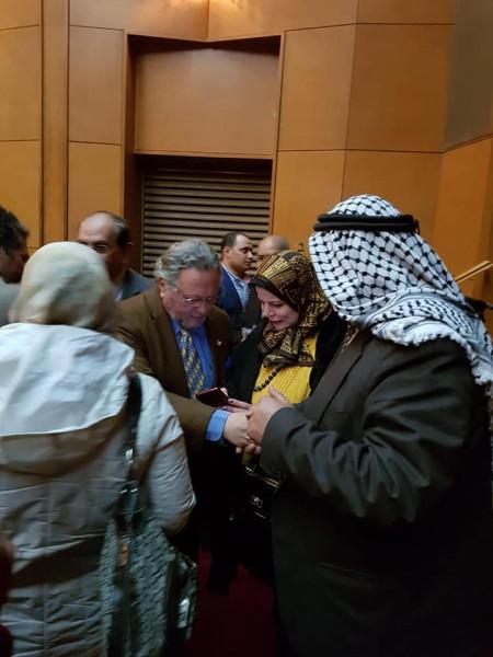 الشيوخي: مصر عمود فقري للاثار العربية وفلسطين القلب والروح