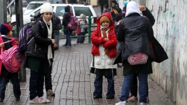 الطقس: استمرار الأجواء شديدة البرودة حتى يوم السبت