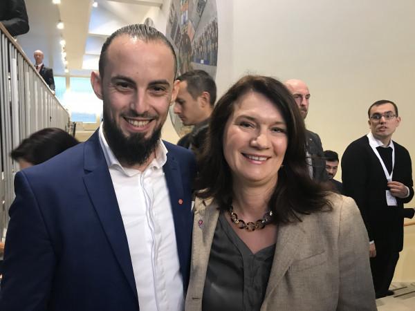 إنشاء لجنة أصدقاء فلسطين في البرلمان السويدي