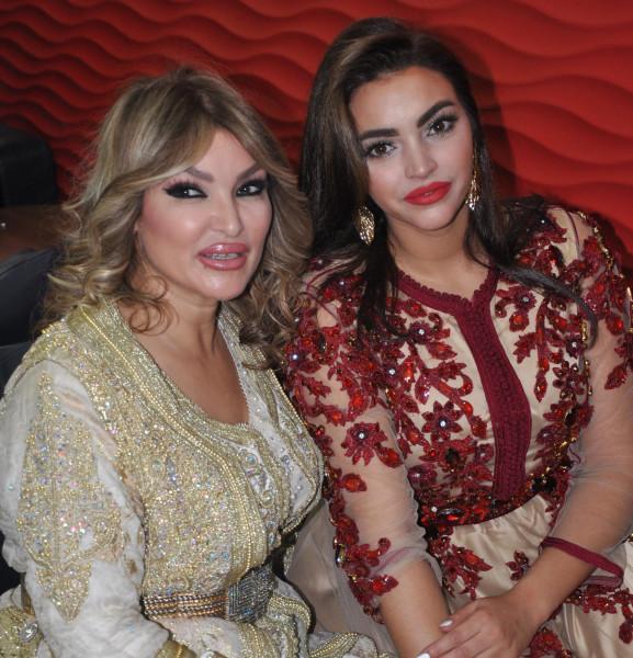 خبيرة التجميل المغربية سعيدة ميري تبدع بلمساتها في تزيين العرائس
