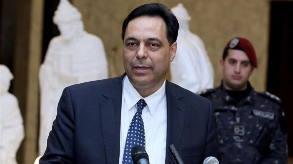 أول تصريح لرئيس الوزراء اللبناني الجديد بعد الإعلان عن تشكيل الحكومة