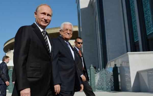 اللجنة الشعبية للاجئين بالنصيرات: زيارة بوتين لفلسطين تأكيد على شرعية منظمة التحرير