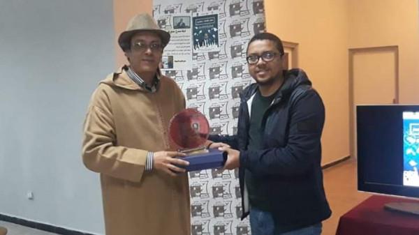 الدكتور أسامة الصغير يحظى بتكريم تاريخي بمدينة سيدي يحيى الغرب