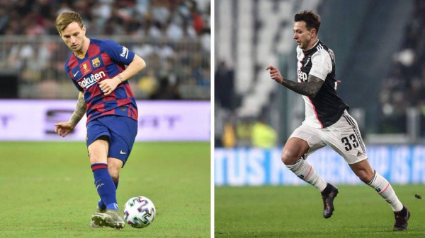 بفترة الانتقالات الحالية.. صفقة تبادلية مرتقبة بين برشلونة ويوفنتوس