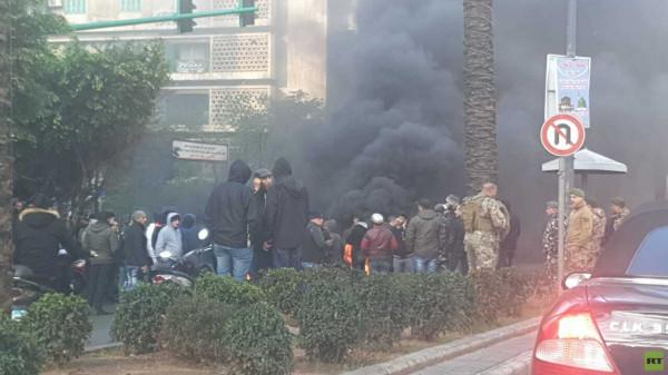 صور: تصعيد الاحتجاجات في لبنان بعد تشكيل الحكومة